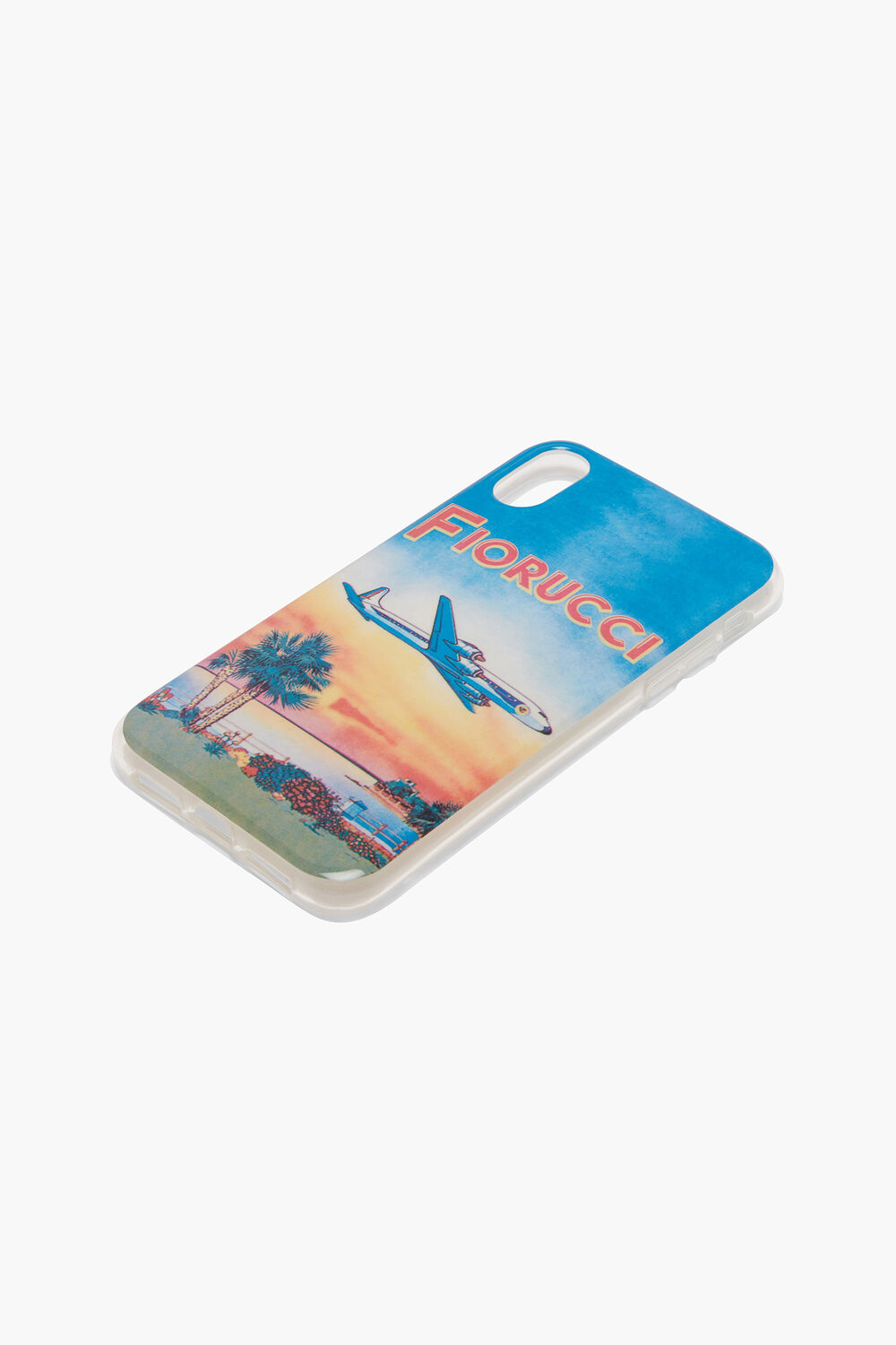 Fiorucci Sunset iPhone Case