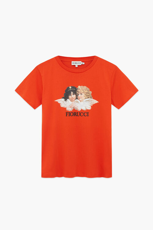 Angels T-Shirt Orange