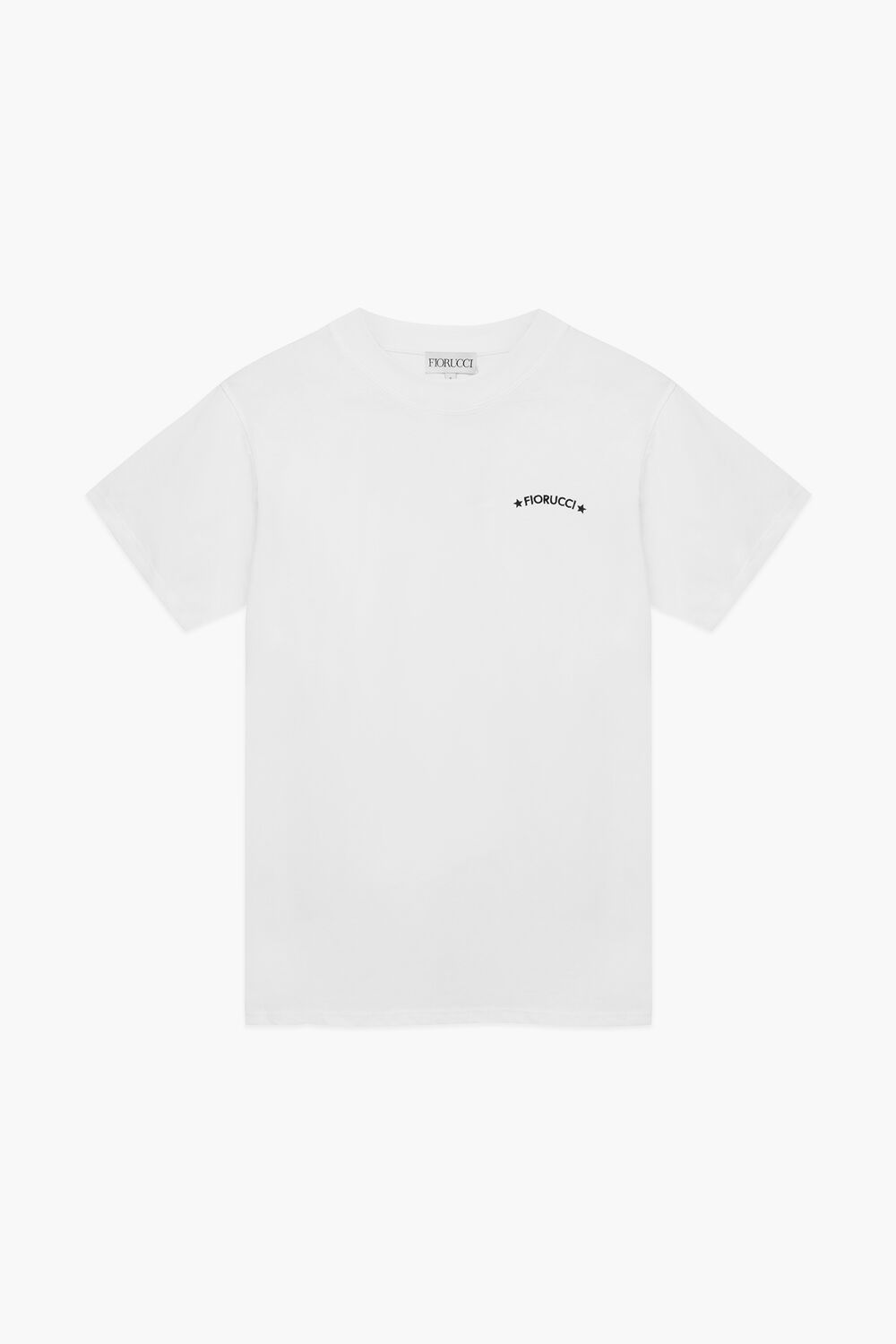 Star Logo T-Shirt White