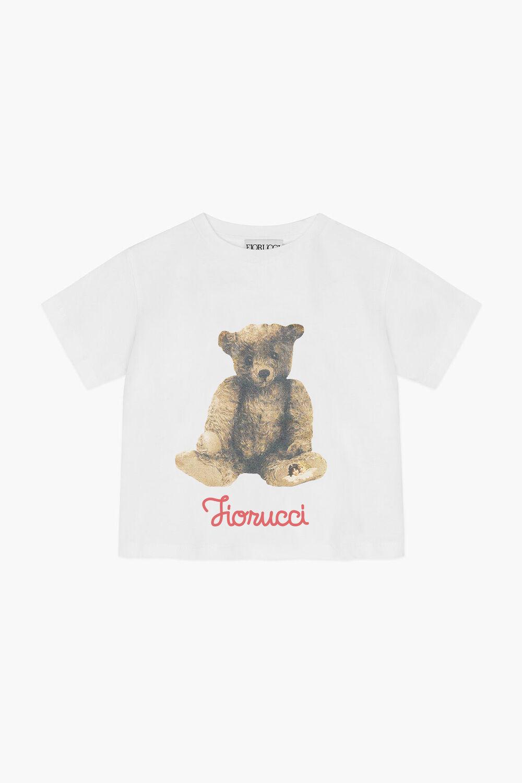 Teddy Bear Boxy Crop T-Shirt