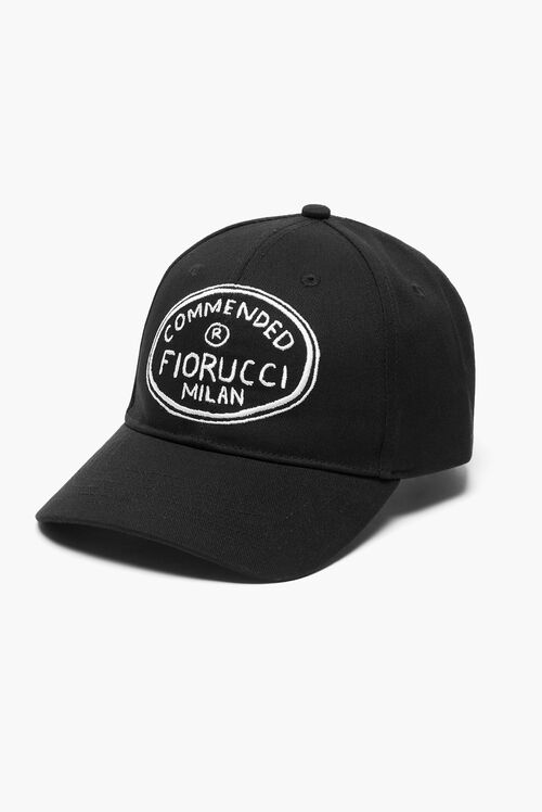 Commended Cap Black