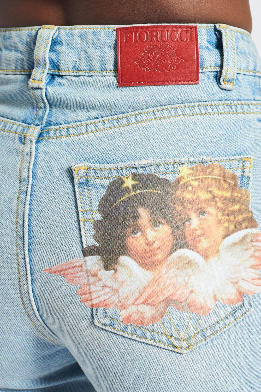 Angels Patch Tara Jean Light Vintage