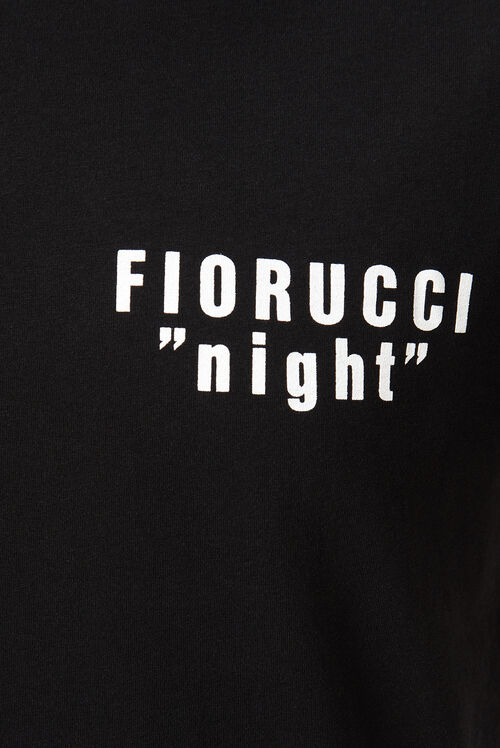 Night T-Shirt Black