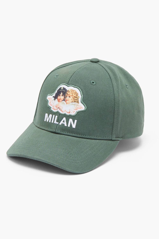 Milan Angels Cap Green
