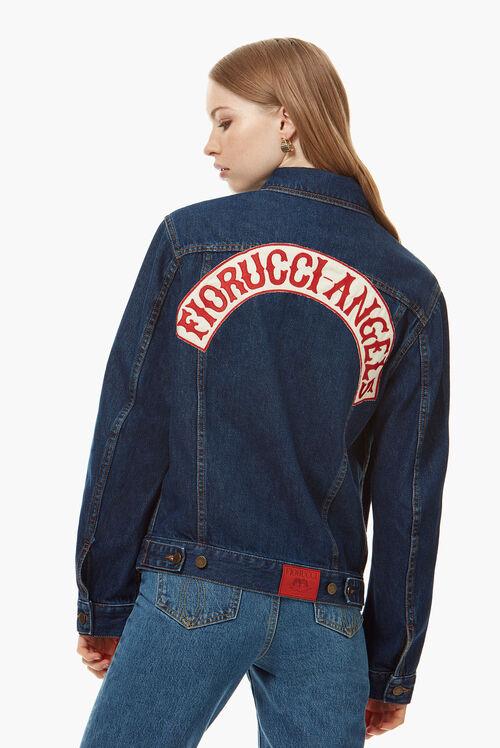 Nico Oversized Denim Jacket