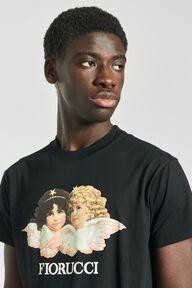 Angels T-Shirt Black