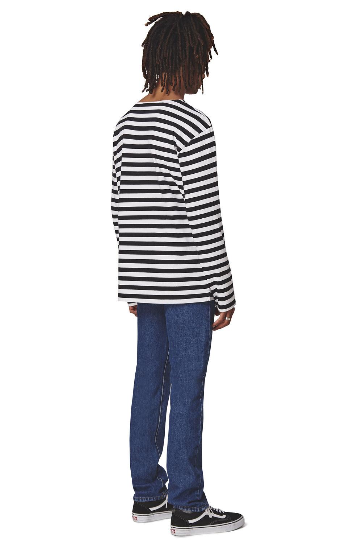Stripe Classic Long Sleeve T-Shirt
