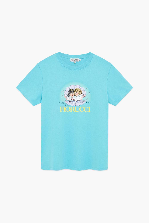 Venus Angels T-Shirt Blue