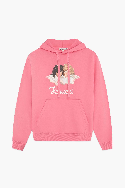 Angels Hoodie Pink