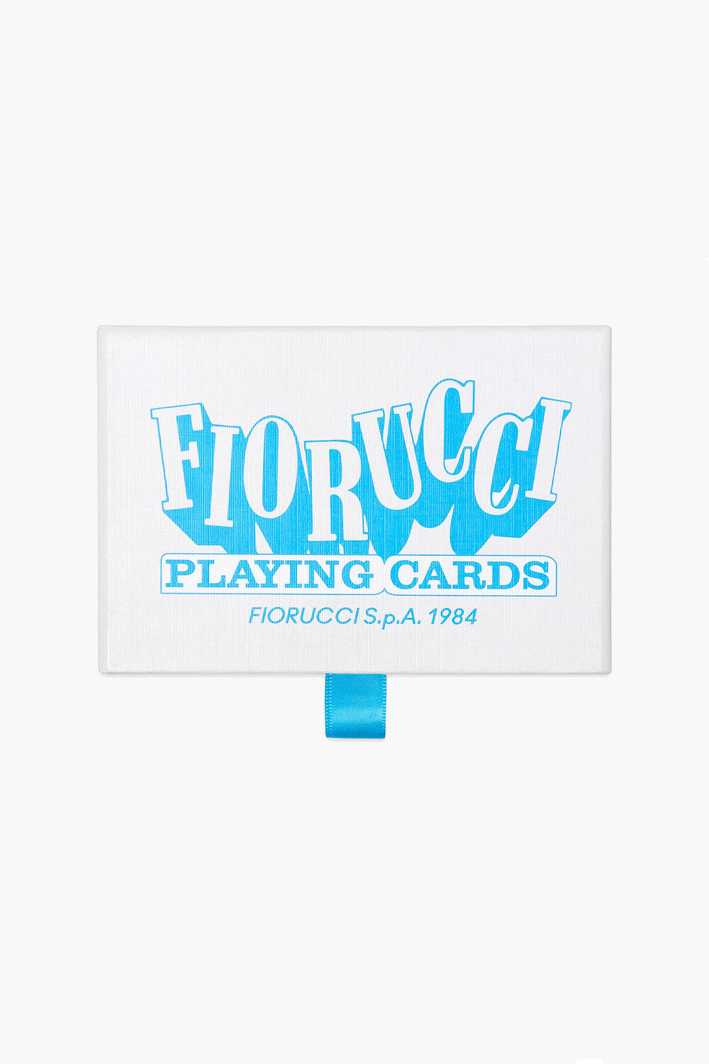 Fiorucci Playing Cards