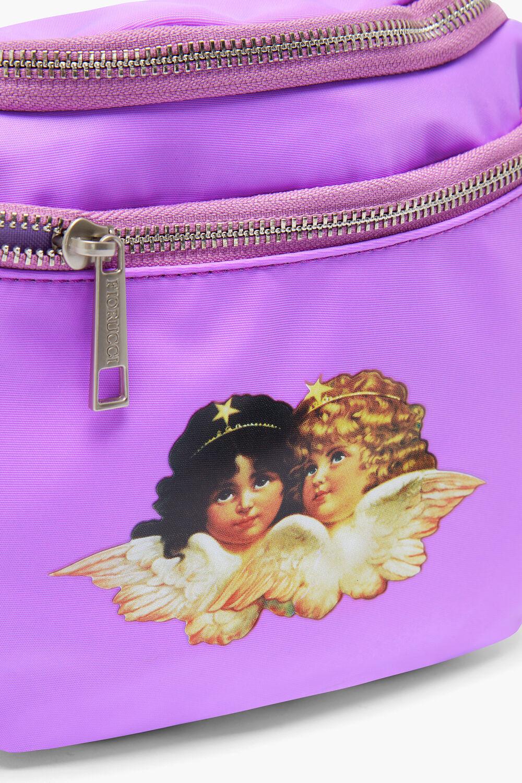 Icon Angels Bumbag Purple