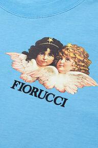 Angels Logo T-Shirt Light Blue