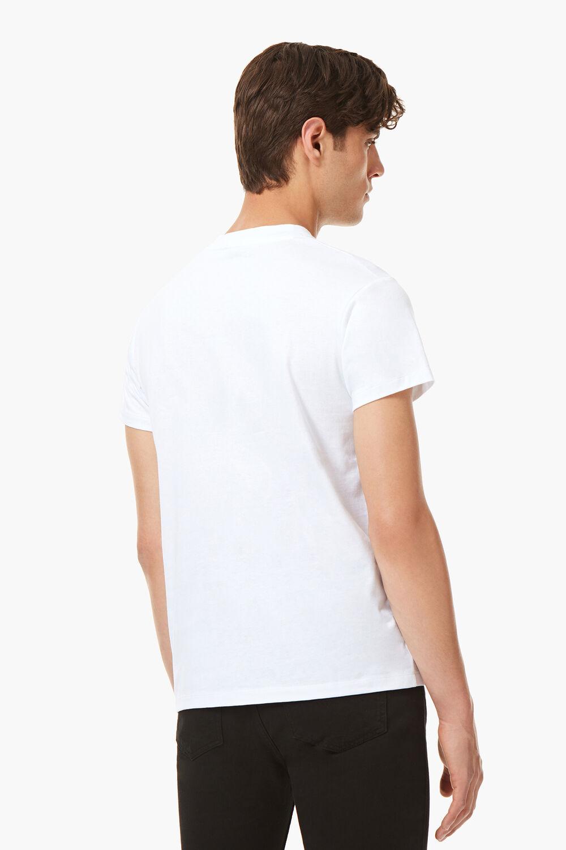 TV T-Shirt White