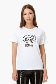 Keith Haring Radiant Baby T-Shirt White