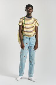 All Over Angels Vito Jeans Blue