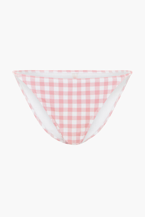 Gingham Angels Bikini Bottom Multi