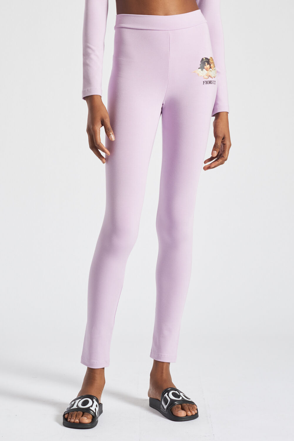 Angel Leggings Lilac