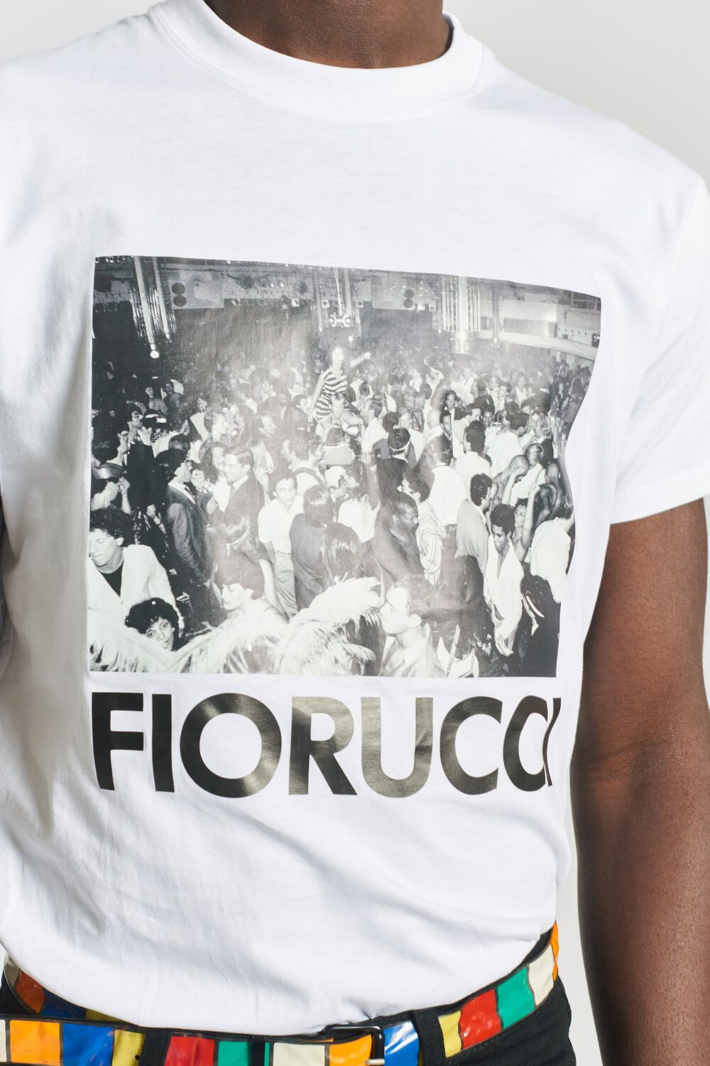 Club T-Shirt White