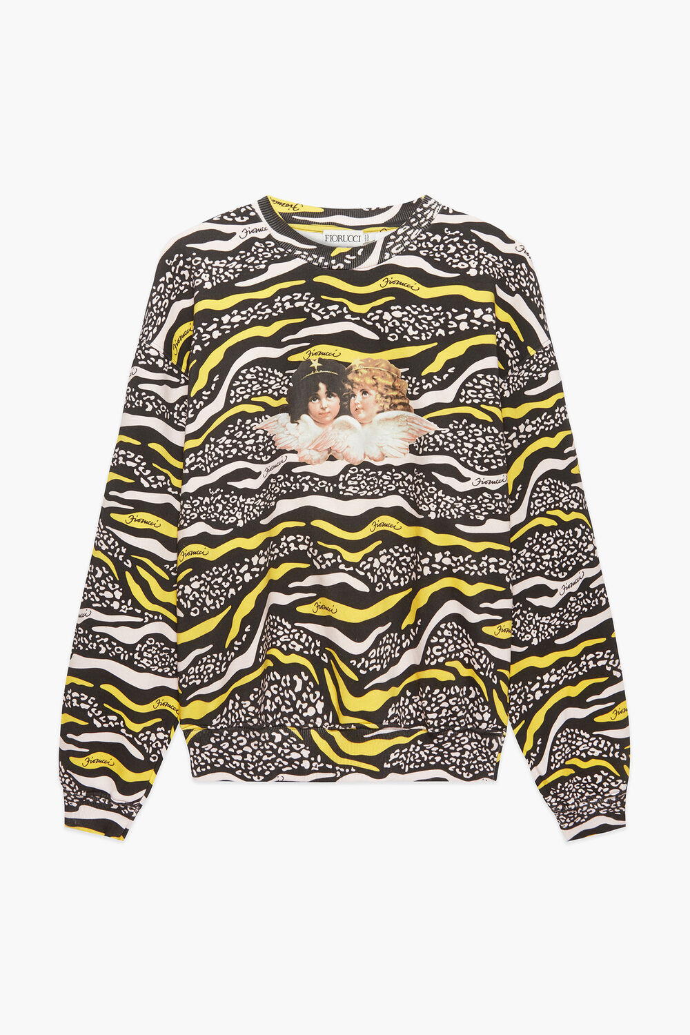 Angels Sweatshirt Wildlife Print