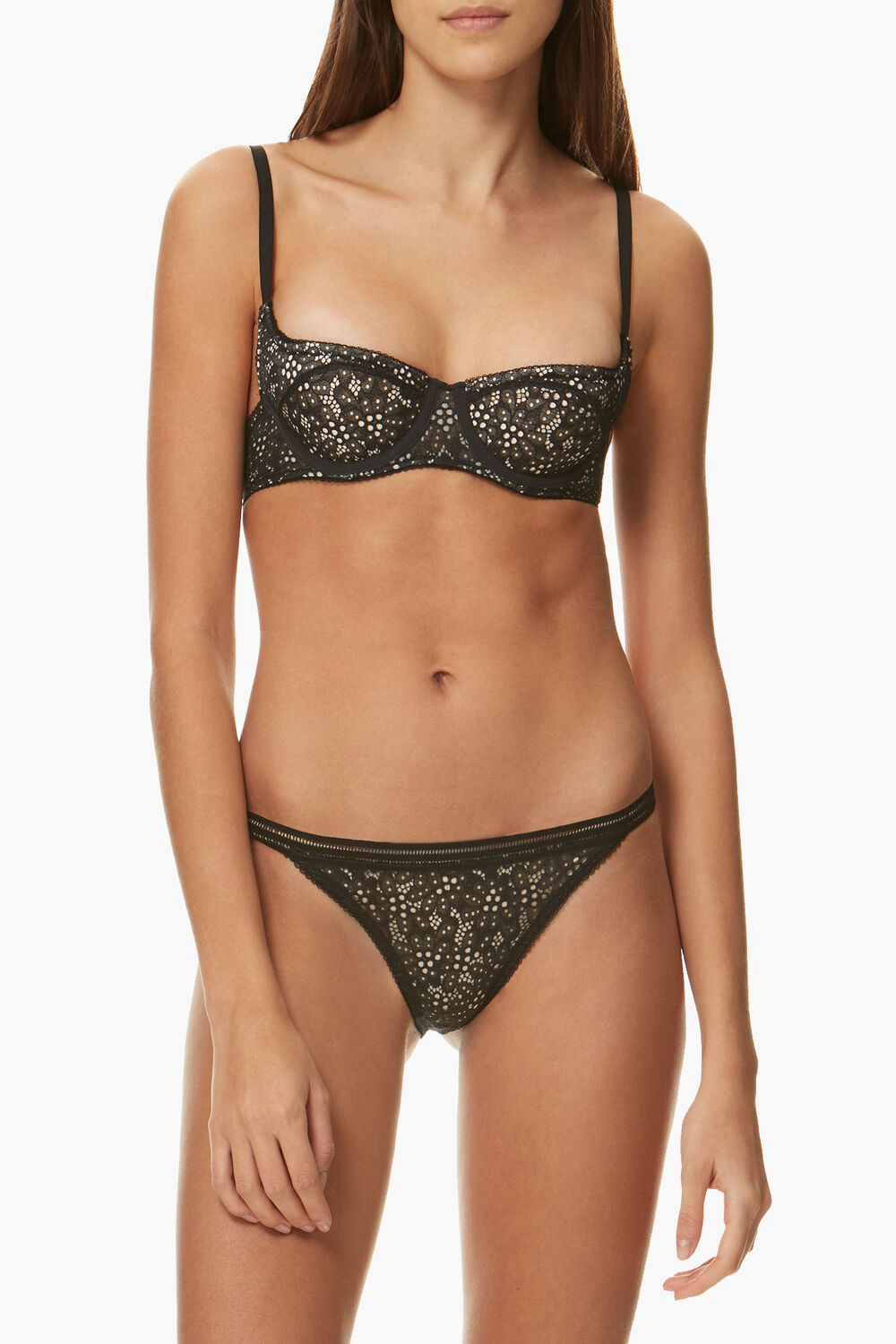 Daisy Chain Lace Demi