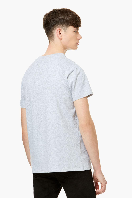 Angels UFO T-Shirt Grey