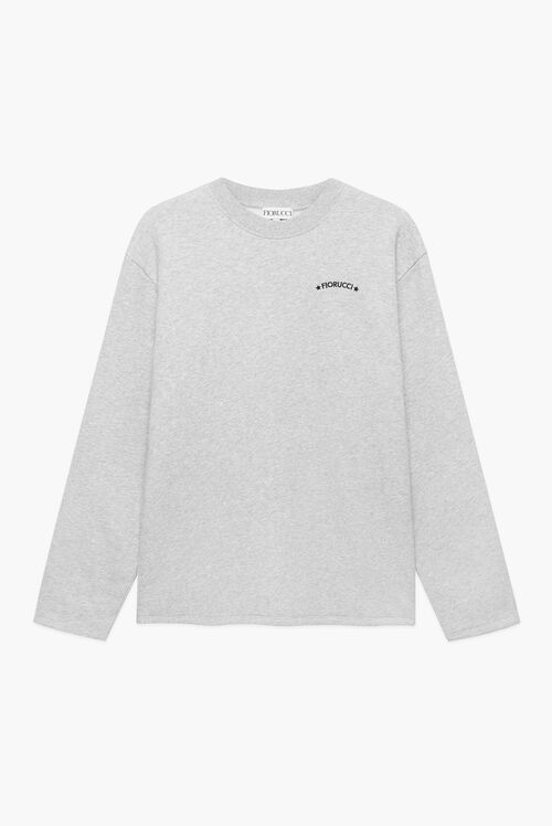Star Logo Sweatshirt Grey