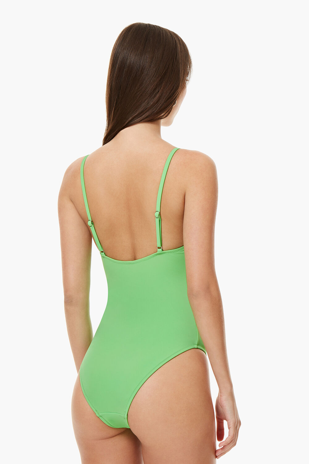 Angels Swimsuit Green