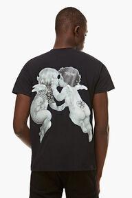 Tattoo Angels T-Shirt Navy
