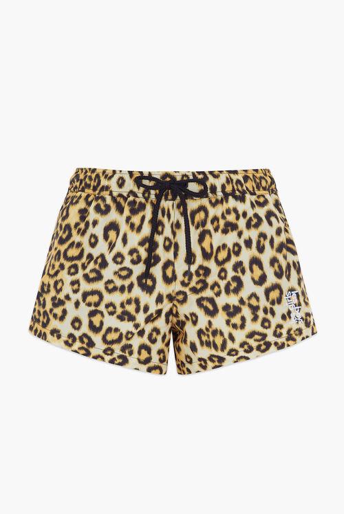 Les Boys Les Girls Girls Swim Shorts