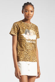 Angels T-Shirt Leopard Print