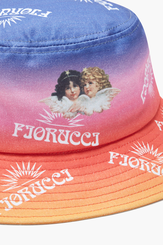 Sunset Print Bucket Hat