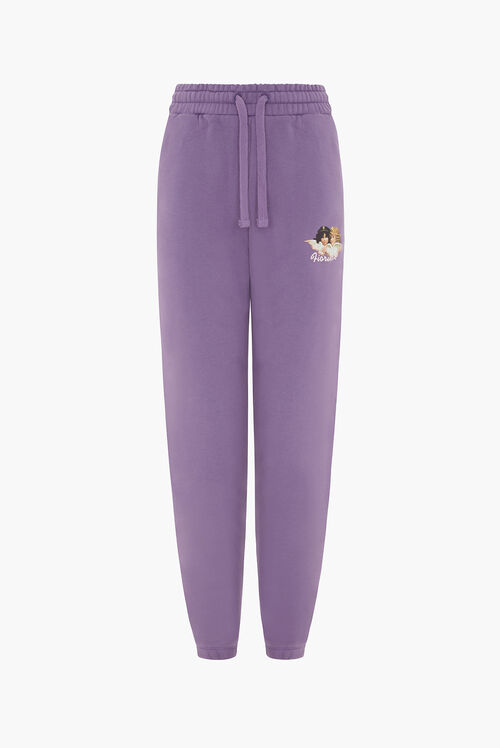 Angels Jogger Purple