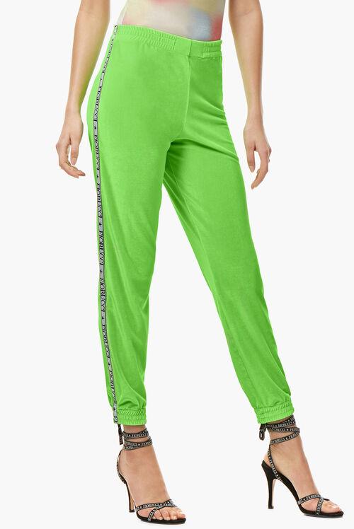 ecae5860d5e Renee Leggings Black. € 95.00. Neon Velour Joggers Green ...