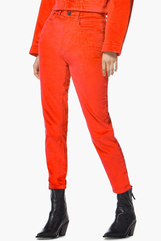 Velvet Tara Jean Orange