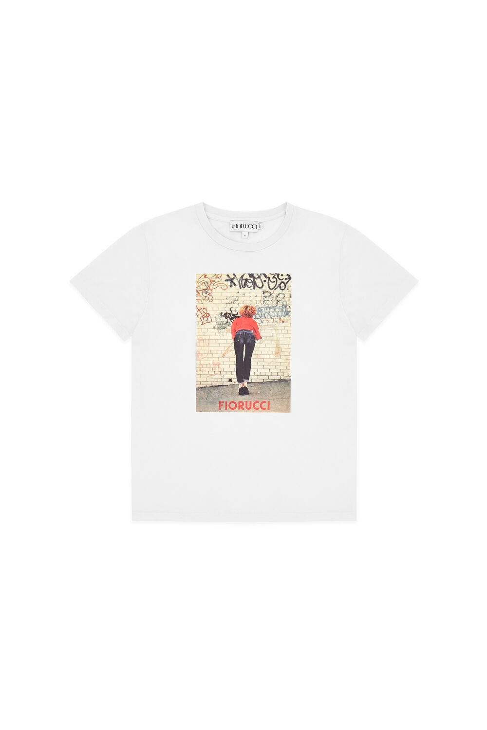Graffiti Girl Heritage T-Shirt