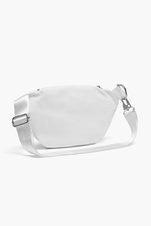 Icon Angels Bumbag White