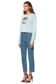 Angel Super Crop Sweatshirt