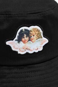 Icon Angels Bucket Hat Black