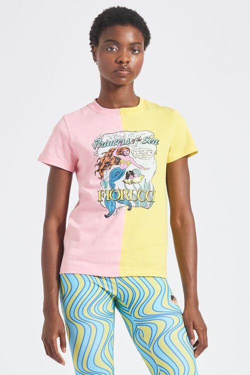 Princess Of The Sea Graphic T-Shirt Multi