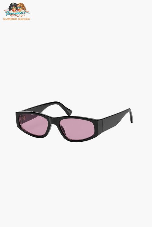 Reality Eyewear The Rush Burgundy Sunglasses
