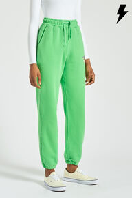 Woodland Angels Patch Jogger Green