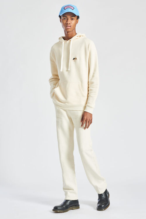 Icon Angels Straight Leg Joggers Cream