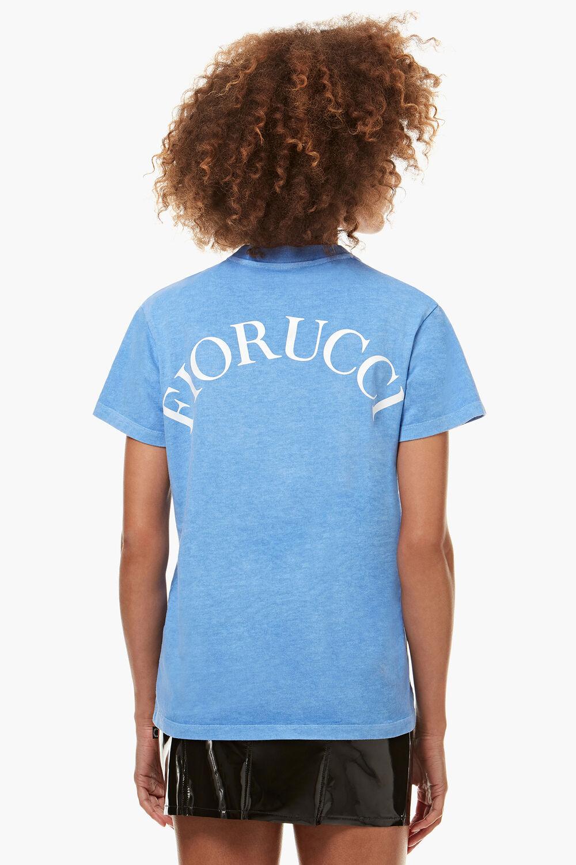 Mushroom T-Shirt Blue