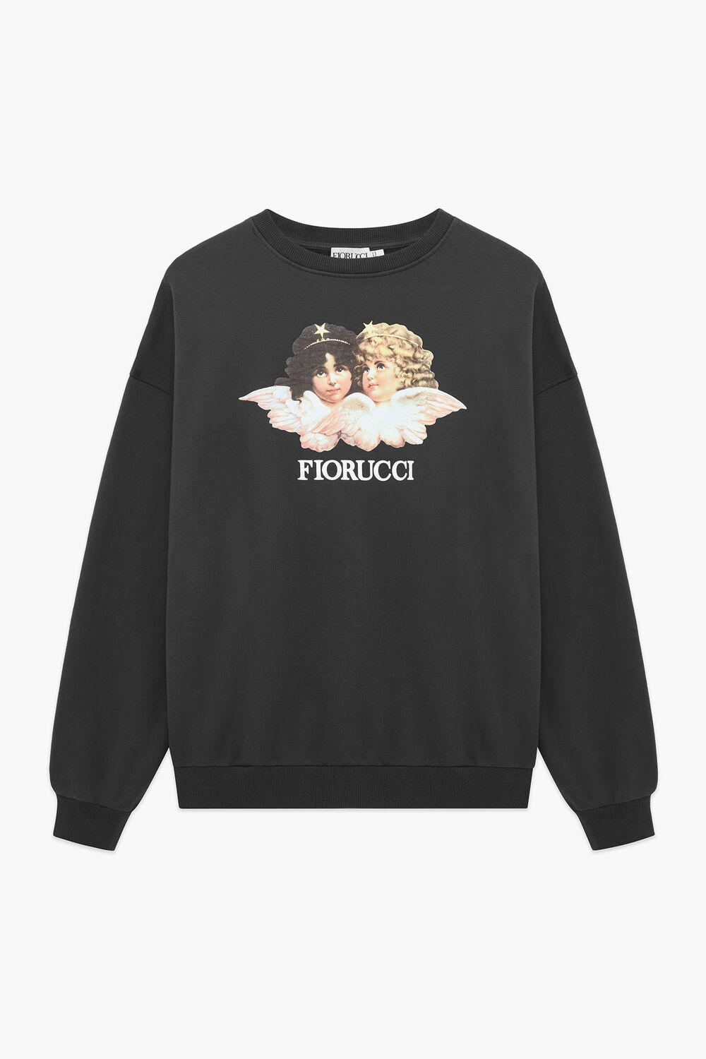 Angels Sweatshirt Dark Grey