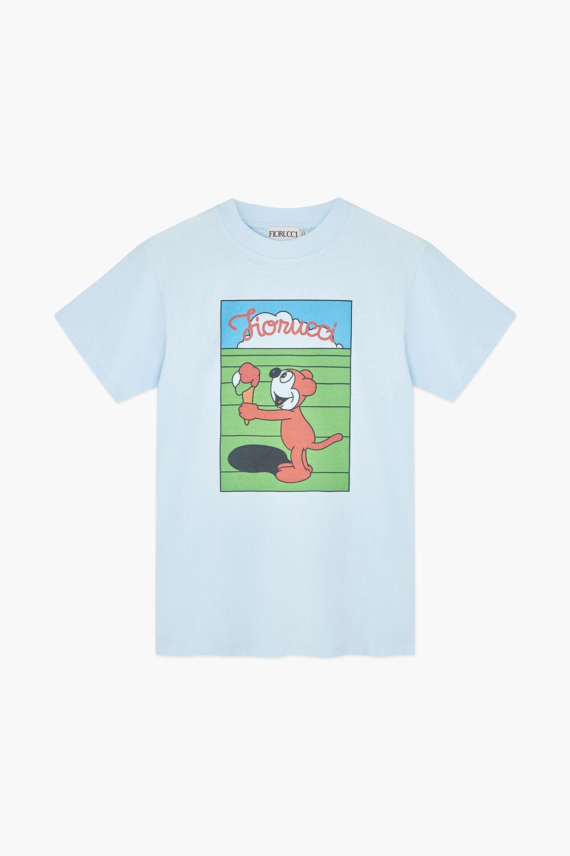 Ice Cream T-Shirt Pale Blue