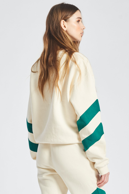 Speed Queen Angels Sweatshirt Off White