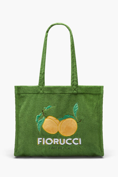 La Pesca Tote Bag Green