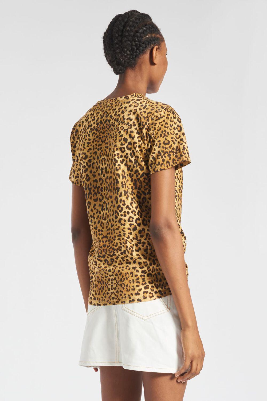 Angels T-Shirt Leopard Print