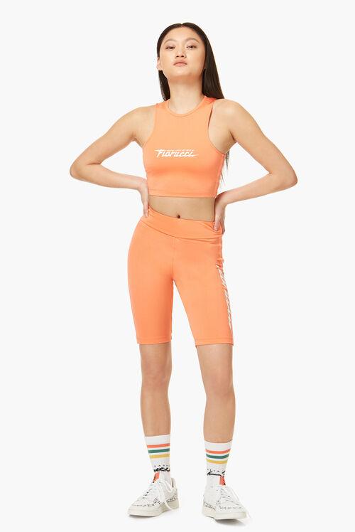 Adidas x Fiorucci Cycling Shorts Peach