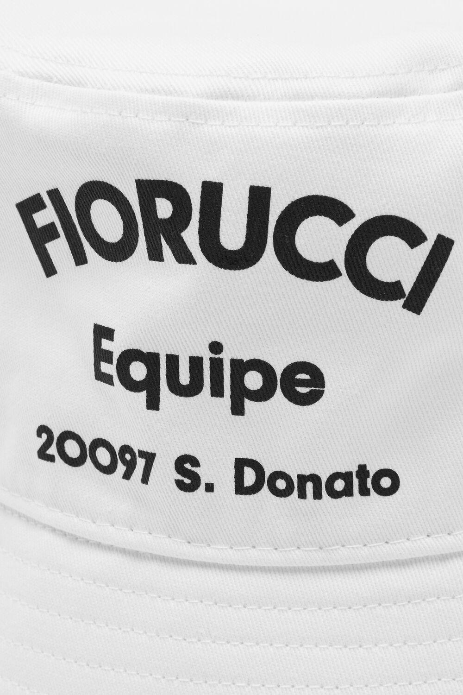Equipe Logo Bucket Hat White